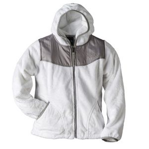 The North Face | Girl's Oso White Hoodie